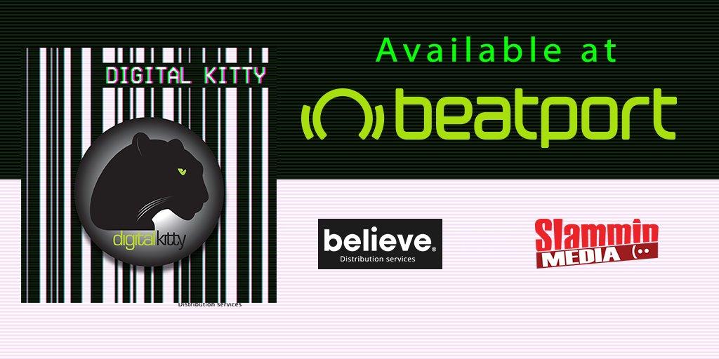 The self titled debut EP from Digital Kitty available now @Beatport!  http:// smarturl.it/DKBPEP  &nbsp;    #RealHouseMusic #slamminhousemusic #meow<br>http://pic.twitter.com/9XUTwLgyTB