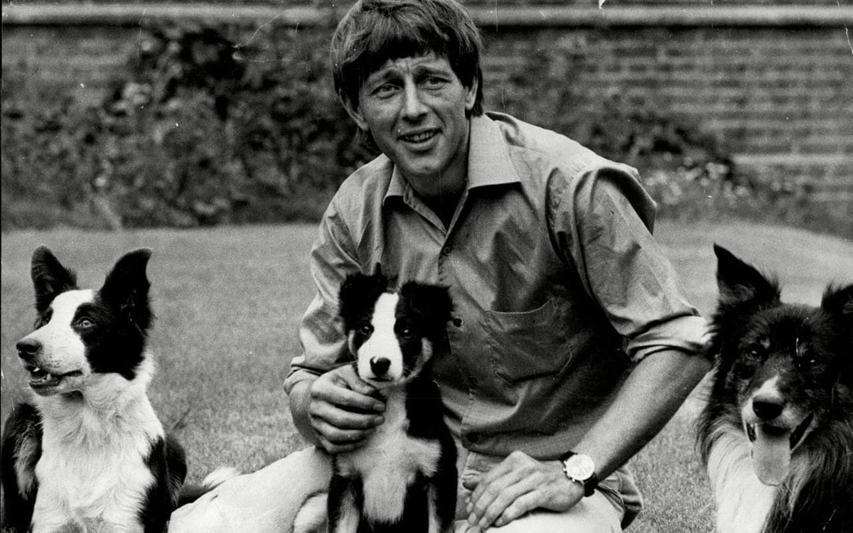 Good night, John Noakes. You were a lovely lovely man. https://t.co/1x...