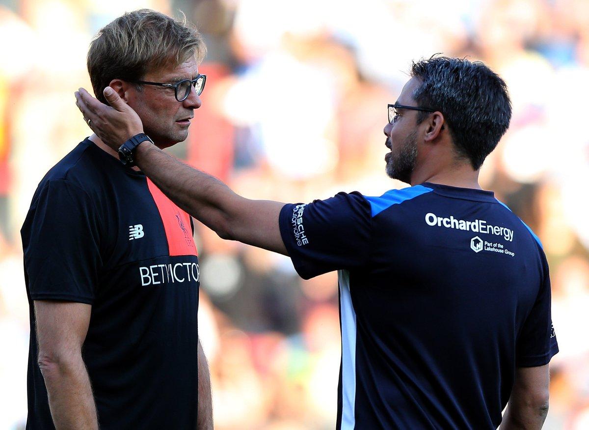David Wagner: I won't be asking Jürgen Klopp for advice about Wembley...
