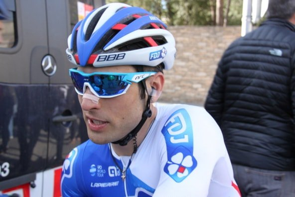 Davide Cimolai hit by car in training. Find more here:  http:// bit.ly/2rc34fz  &nbsp;   #Cimolai #collision <br>http://pic.twitter.com/rgE1W9fg5b