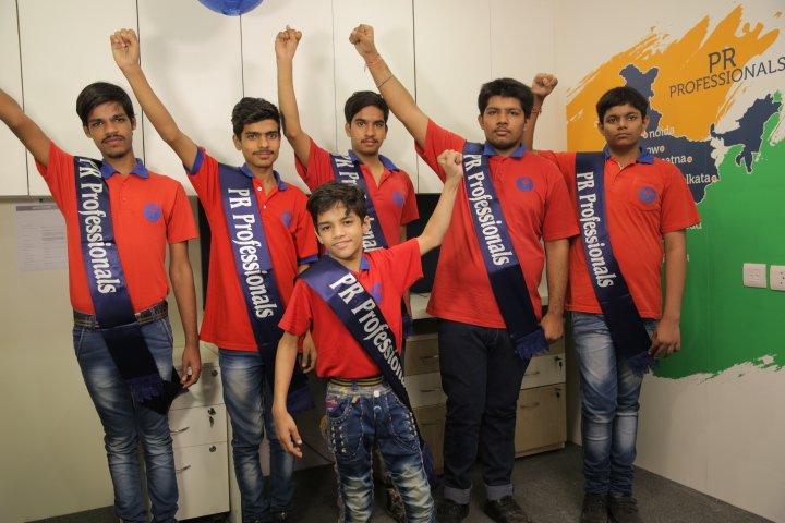 Kids with special abilities from #Upasana Special #School performed a #SilentNationalAnthem to mark the beginning of our #NewOffice #PRP #PR <br>http://pic.twitter.com/mX1C7ab8q9