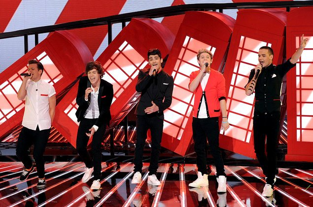 How One Direction's 'X Factor' audition songs compare to the solo dire...