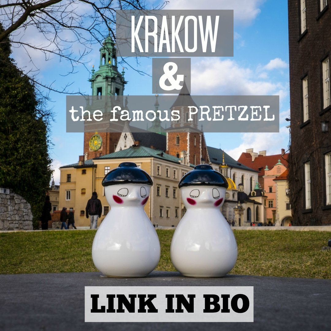 Wonder where and what  to eat in Krakow, Poland? Here is an answer! #travel #post #Krakow #follo4follo #LikeForLikes  https:// saltandpepperontheroad.wordpress.com/2017/05/27/kra kow-and-the-famous-pretzel/ &nbsp; … <br>http://pic.twitter.com/yNKL5QJfw8