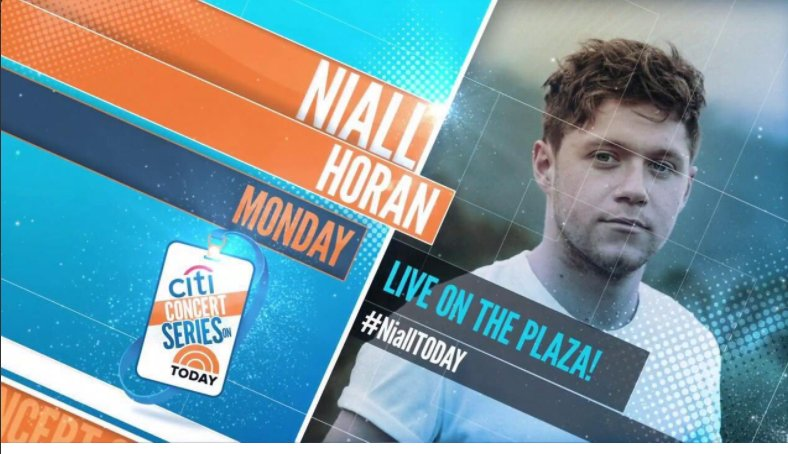 Don't miss #niallTODAY on @WPTV this morning! https://t.co/5R3anNlQ7m