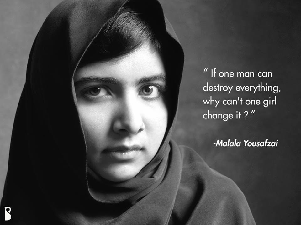 &quot;If one man can destroy everything, why can&#39;t one girl change it?&quot; #women @googleexpertuk  http:// dld.bz/eKJxQ  &nbsp;  <br>http://pic.twitter.com/cIMqWi52gh
