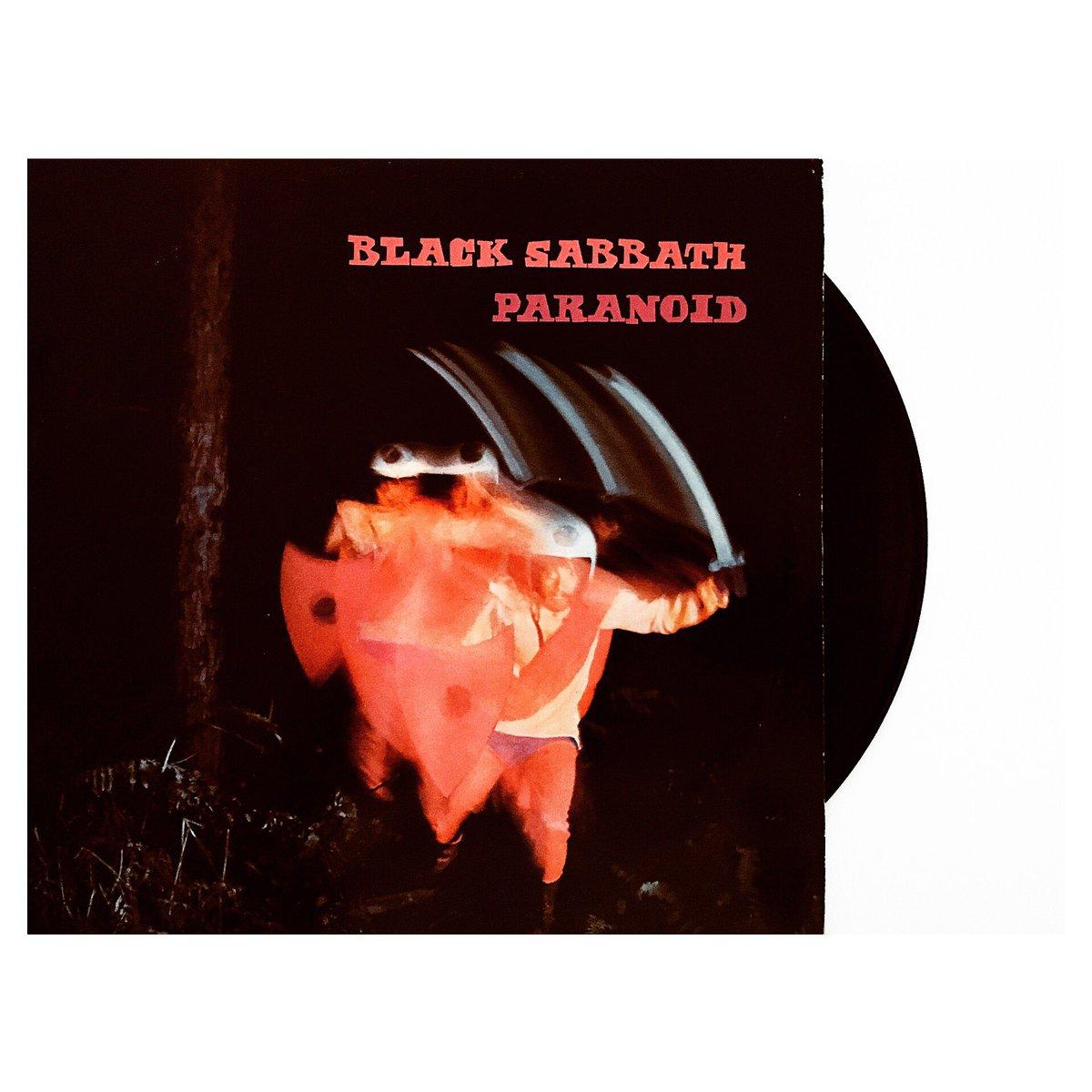 Black Sabbath/Paranoid #classic #lunes #dilluns #monday #blacksabbath <br>http://pic.twitter.com/SlccZVPbQ4