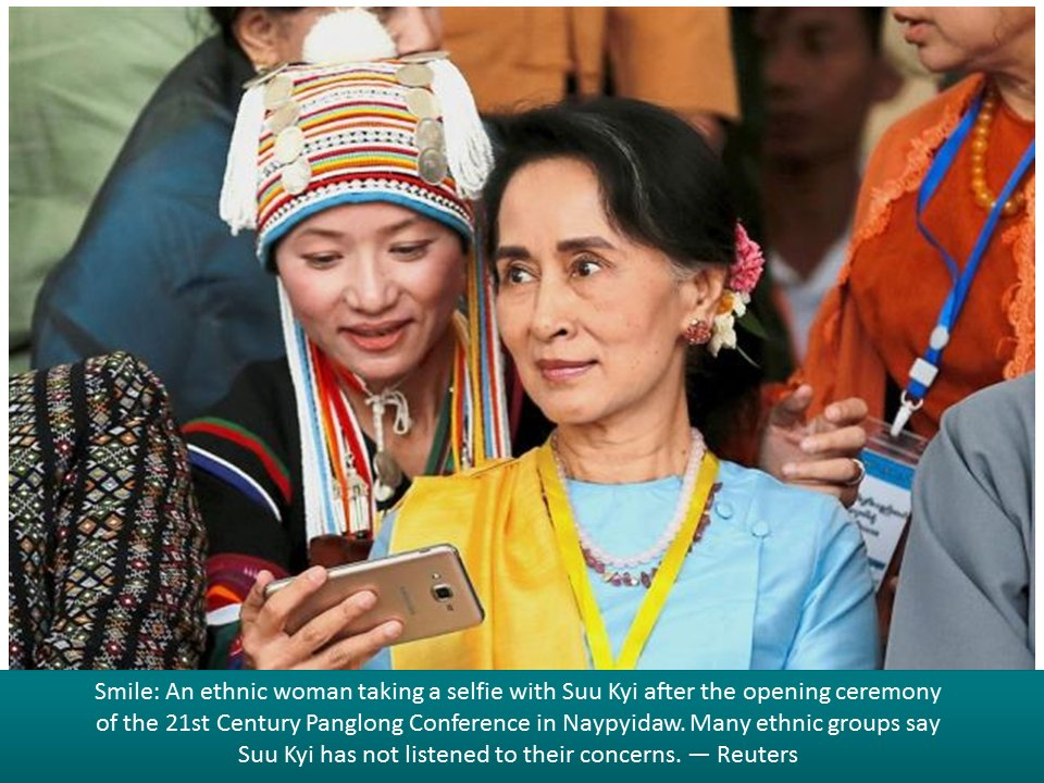 "#Myanmar peace talks falter ""There will be a less good result than people are hoping for,"" #ZawHtay,   https:// mirsdq.blogspot.com/2017/05/myanma r-peace-talks-falter.html &nbsp; … <br>http://pic.twitter.com/NQmqsR9UoM"