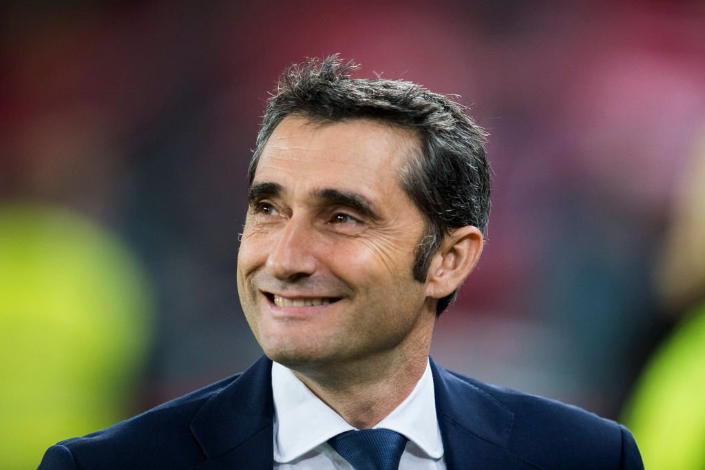 The chosen one.  Barcelona are set to name Ernesto Valverde as their n...