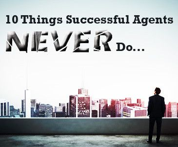 Successful Real Estate Agents NEVER Do These Things! | via @immoafrica @XavierDeBuck  #realestate  http:// buff.ly/2rkUUV8  &nbsp;  <br>http://pic.twitter.com/mCbetRQJgS