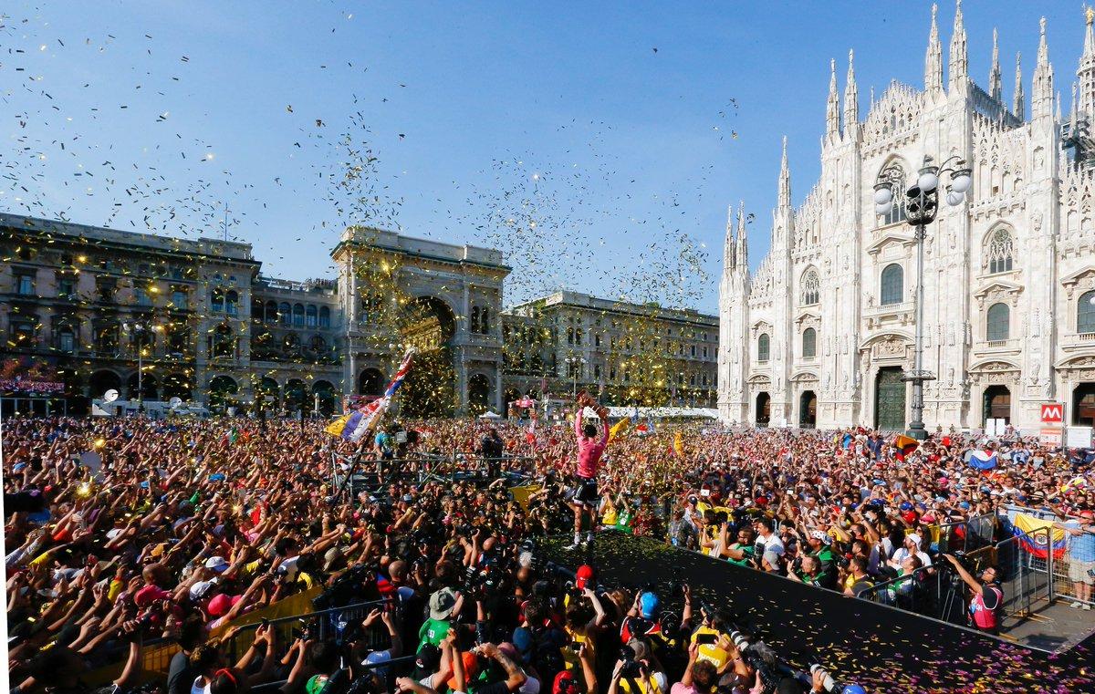 Giro d'Italia 2017: Record di ascolti Rai | Ciclismo