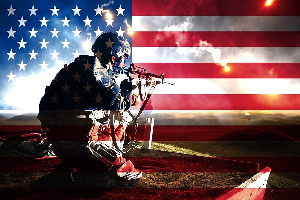 Proud supporter of our military men &amp; women! Without these brave hearts, we wouldn&#39;t be able to live the American dream! THANK YOU!  #USA <br>http://pic.twitter.com/Q2dUYxfmKn