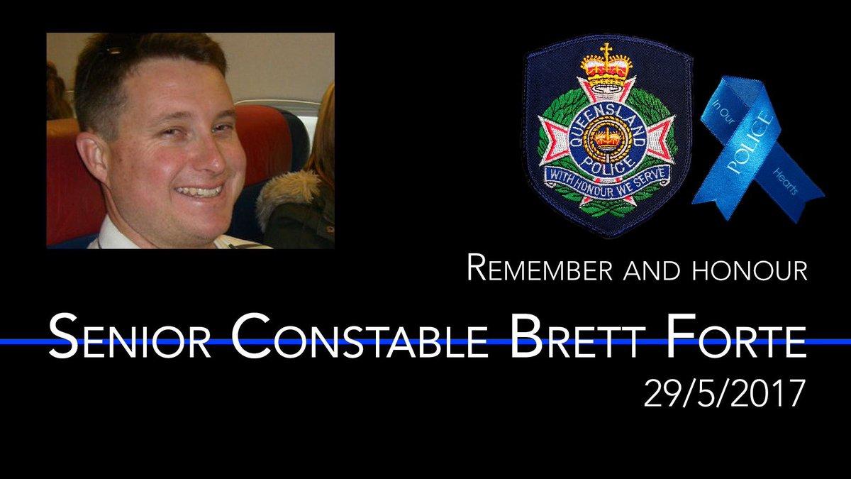 "Uživatel Perth Police na Twitteru: ""Vale Senior Constable"