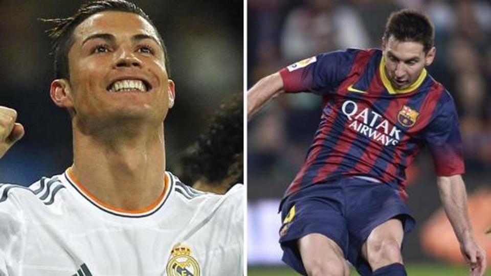 #LionelMessi vs #CristianoRonaldo: Watch their best goals of the 2016-17 season   http:// read.ht/BZeH  &nbsp;  <br>http://pic.twitter.com/byuL8jCrKg