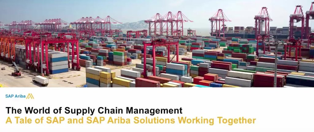 The World of #SupplyChain Management for #Chemical Industry Success: A Tale of SAP and SAP Ariba Solutions  http:// spr.ly/60138cNd3  &nbsp;  <br>http://pic.twitter.com/KhhKTbFi4U