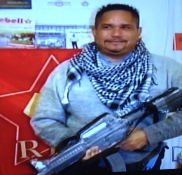 Fallecio el delincuente  Alberto 'Chino' Carias, Coordinador Nacional de los Tupamaros, por falta de insumos medicos,recibiò dosis de Patria