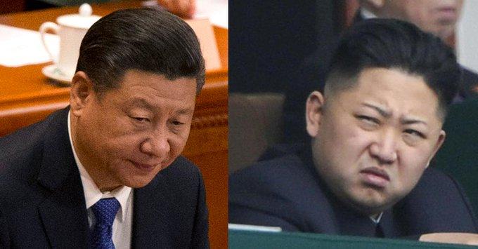 연이은 북한 미사일 도발로 곤혹스러운 중국  중국이 연이은 북한의 미사일 도발로 곤혹스럽게 됐다.  https://t.co/xHQBCuRko6