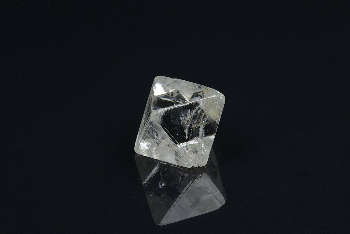A 60.32-carat beautiful diamond has been recovered from Gornoye deposit goo.gl/ygscsV