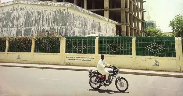 Tchad: la fin du mirage https://t.co/2K6PucVKB4