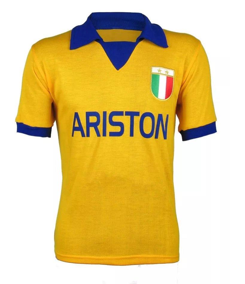 Juventus 1984-85 Away Italy Turim Retro Jersey Soccer Football Maglia Trikot  http:// migre.me/wHSto  &nbsp;   #Juventus #Juve #Buffon #Dybala #final<br>http://pic.twitter.com/LyDptkPUdl
