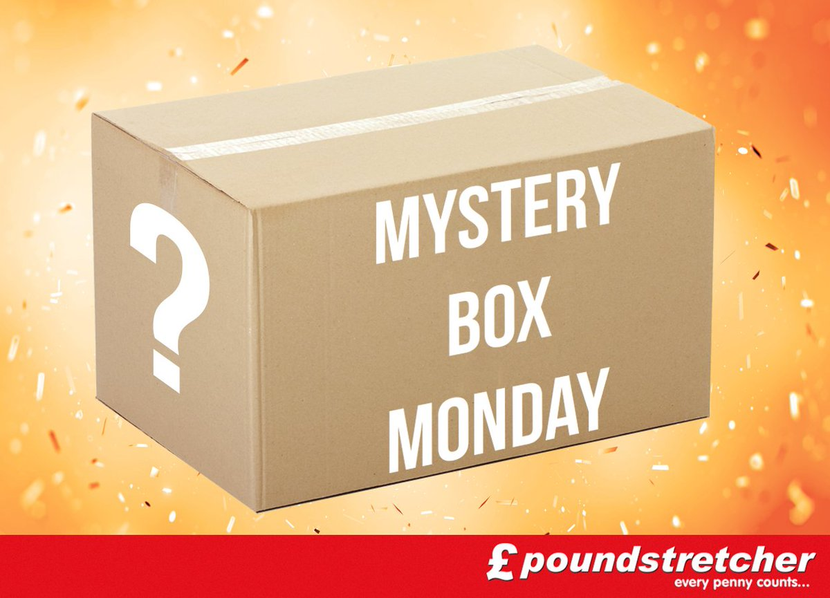 #COMPETITION TIME!  It&#39;s time for #MysteryBoxMonday!  To enter this mysterious competition, simply like this post and RT #win<br>http://pic.twitter.com/PjUzHeeJmR