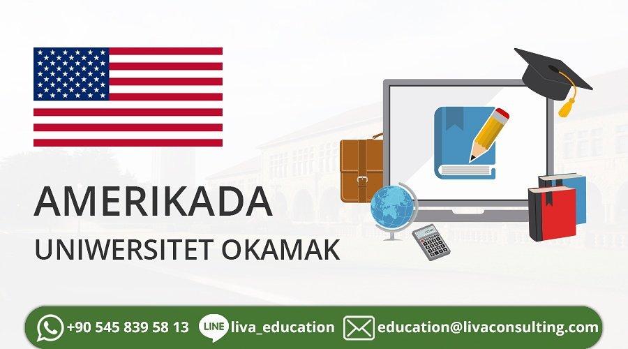 LIVA EDUCATION Amerikada Uniwersitet Okamak ABD AB LivaConsulting Tco 2lfYyrTOWl