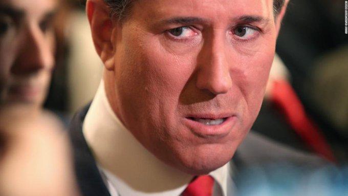 Rick Santorum to President Trump: Stop tweeting https://t.co/26flJqeMcB