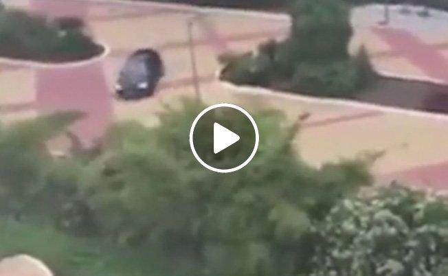 🇪🇸 #Marbella Un conducteur en 4x4 a foncé sur des piétons et en a renversé 7, dont un bébé. https://t.co/fqJr6zRbS9