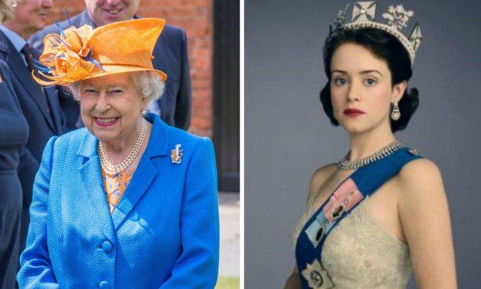 O que a rainha Elizabeth achou de 'The Crown', série que retrata sua história? https://t.co/Ke7n0ECaOA