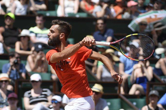 EN DIRECT - Roland-Garros : Paire tient tête à Nadal dans la 2e manche, suivez la rencontre #RG17 > https://t.co/VGXqLMEgr8
