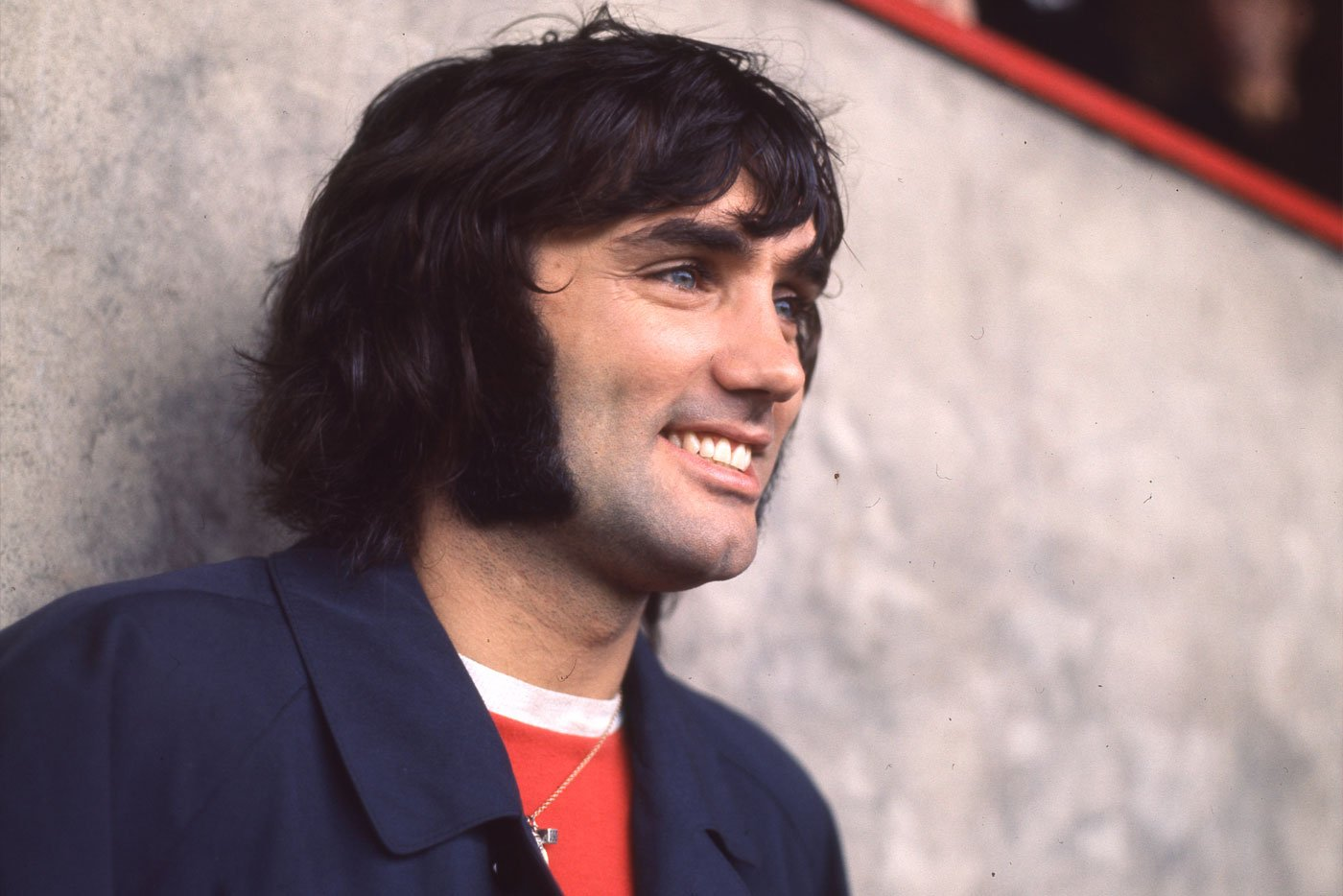 Happy Birthday, George Best. born in 1946