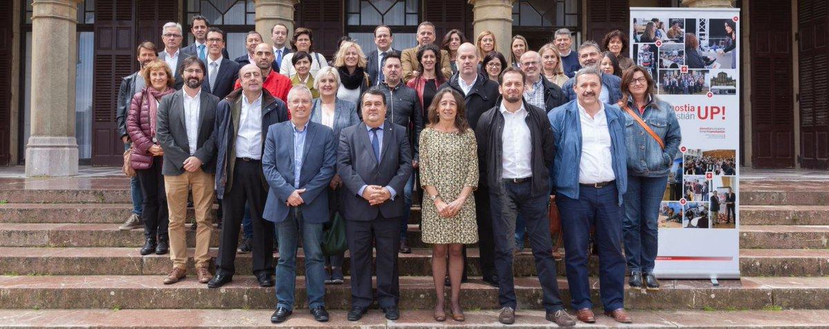 Innovation & Talent for Donostia - San Sebastian!   @FomentoSS