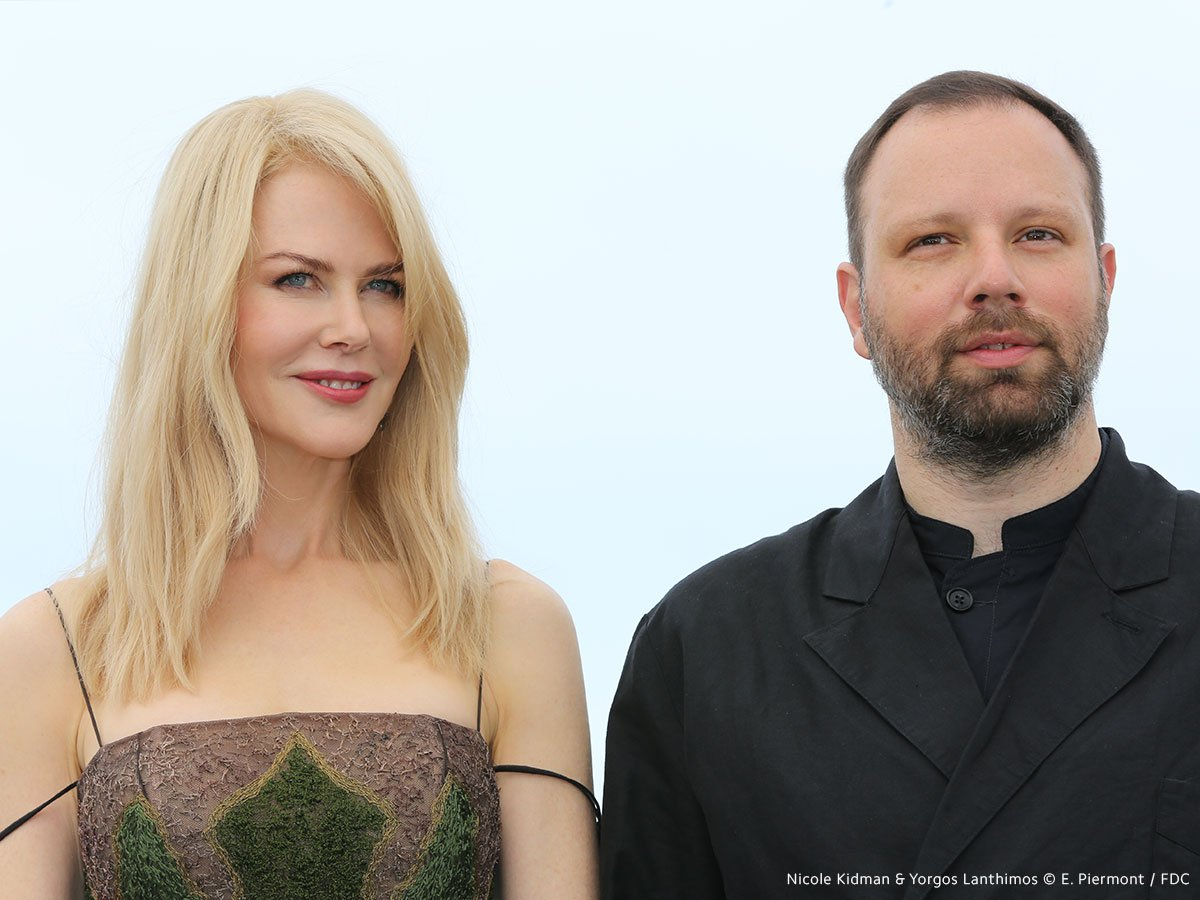 #Photocall #Cannes2017 THE KILLING OF A SACRED DEER (MISE À MORT DU CERF SACRÉ) by Yorgos LANTHIMOS #Competition