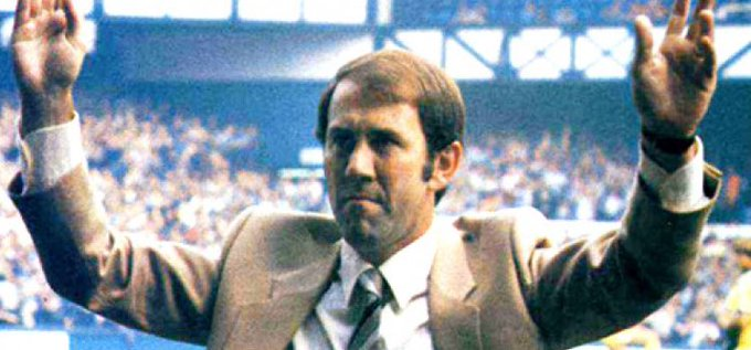 Happy Birthday To The Late Great Howard Kendall- Gone But Never Forgotten