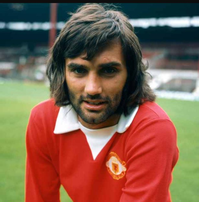 George Best would have been 71 today. Happy Birthday George.