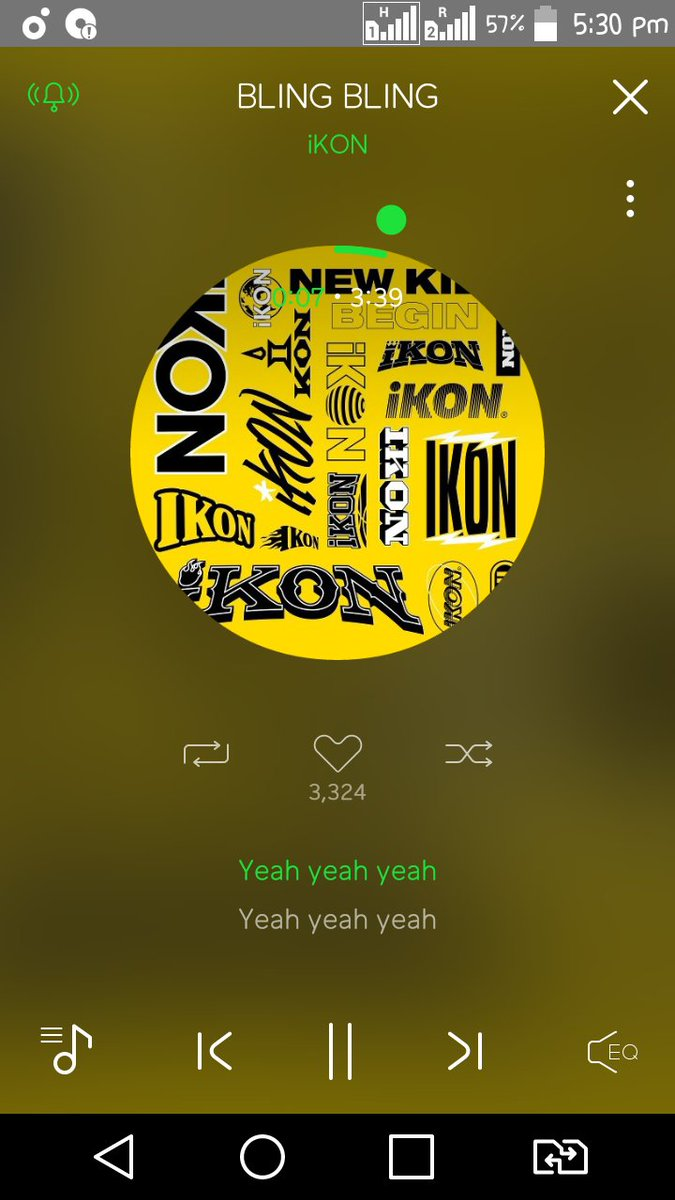 iKONICs don&#39;t forget to stream #BLINGBLING and #B-Day on Melon #NEWKIDS_iKON <br>http://pic.twitter.com/imPQ9JUHL5