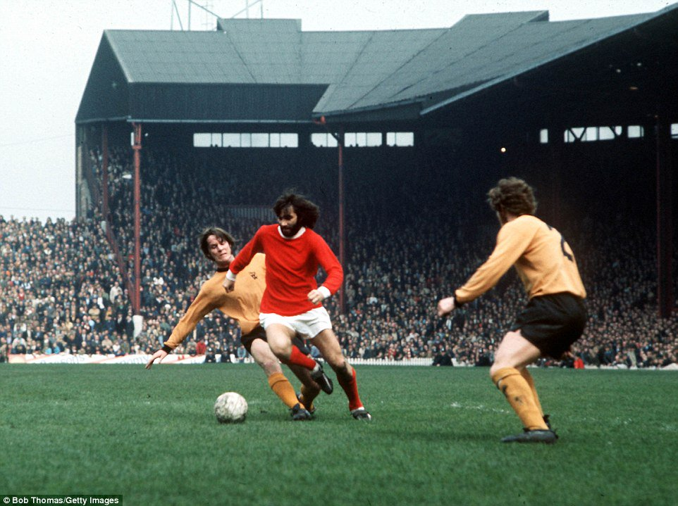 Happy Birthday  George Best    One of football\s all-time greats     legend