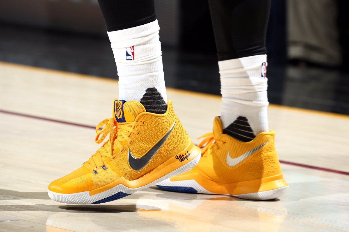 new style 7f280 b1045 ... order kyrie irving in the nike kyrie 3 pe vs. boston defendtheland  1c147 fc6a5