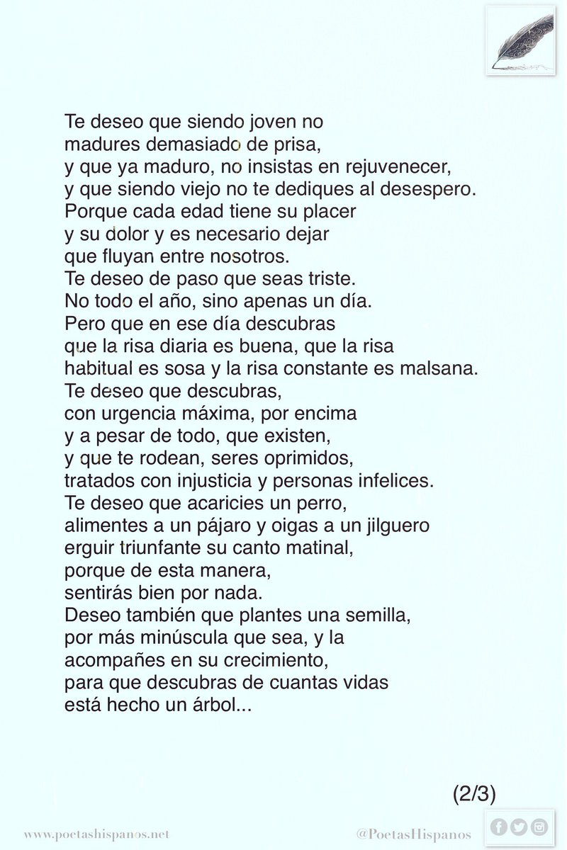 Fredi On Twitter Hermoso Poema Pero No Es De Victor Hugo