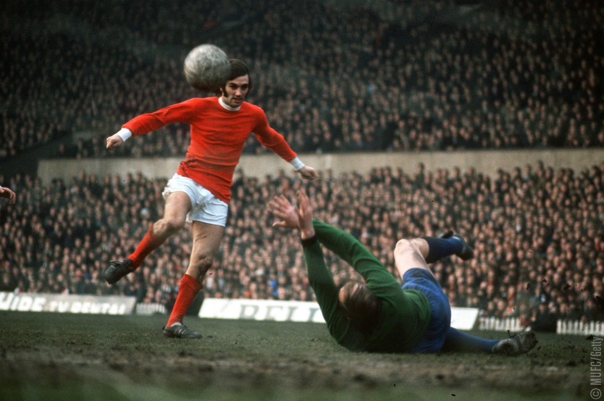 One of football's all-time greats, #MUFC legend George Best, was born...