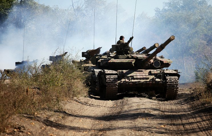 #Militants launched 48 #attacks on #Ukrainian troops in #Donbas in last #day  https://www. ukrinform.net/rubric-defense /2232422-militants-launched-48-attacks-on-ukrainian-troops-in-donbas-in-last-day.html#.WSKJXSpkhMo.twitter &nbsp; … <br>http://pic.twitter.com/VdTemUoVjU