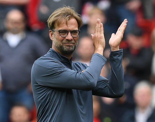 Jurgen Klopp: Liverpool &#39;back where they belong&#39; #ChampionsLeague #ucldraw #LFCMID #lfc   http:// bit.ly/2rs0pBe  &nbsp;  <br>http://pic.twitter.com/LJc2WDmixS