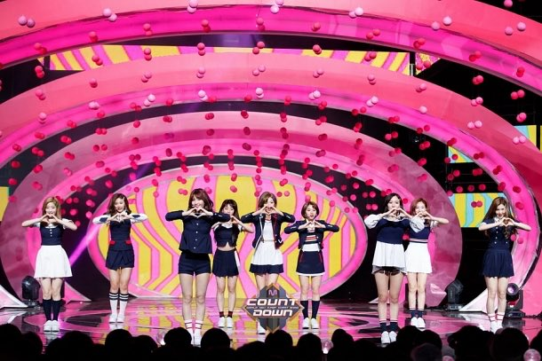 [PIC] 170522 M!Countdown Official Update - Photos - TEAM TWICE