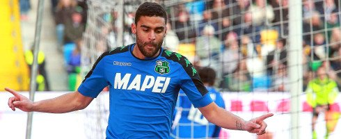 #ASRoma are reportedly back in for #Sassuolo's Gregoire Defrel, having been rebuffed in January.  http://www. football-italia.net/102950/roma-ba ck-defrel &nbsp; … <br>http://pic.twitter.com/8Lsc6UA31G