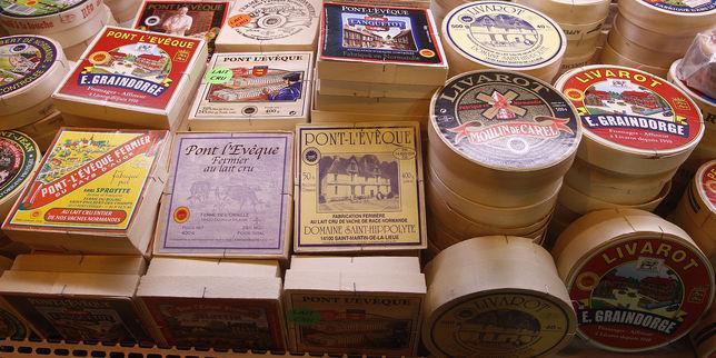 Non, l'Europe n'a pas interdit le camembert «fabriqué en Normandie» https://t.co/90ITETbGCC