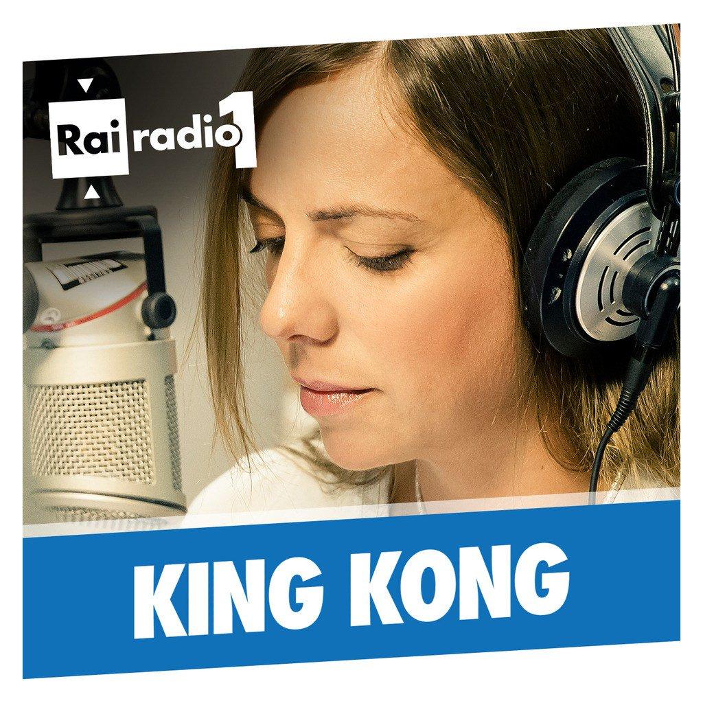 KING KONG del 22/05/2017 A.M. Happy birthday NaomiCampbell
