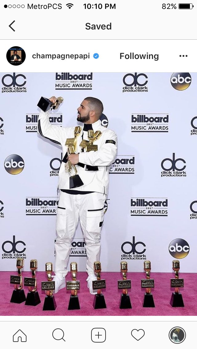 So proud of @Drake!!! I&#39;m so happy you&#39;re finally getting the recognition you deserve. Fan since degrassi days #teamdrizzy <br>http://pic.twitter.com/od4b9kPaG3