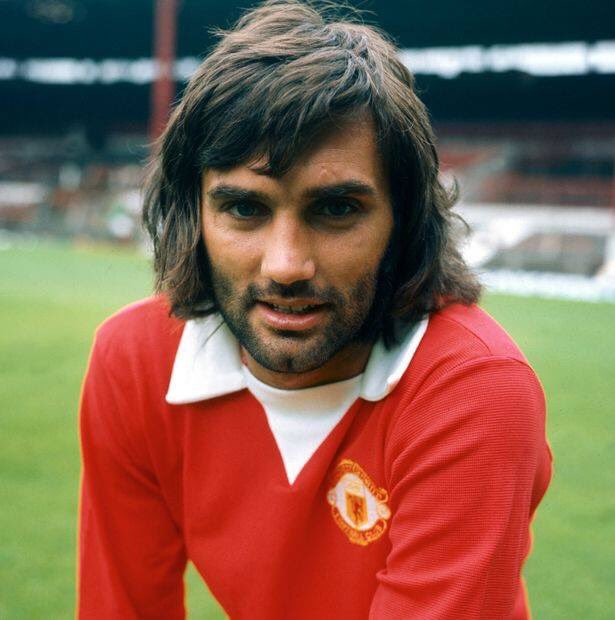 Happy birthday to legend, George Best!