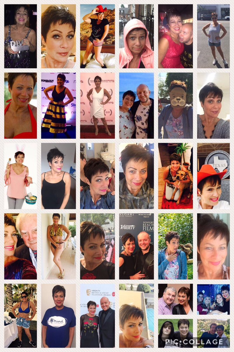 Happy Birthday @RealDeniseWelch have a fab day