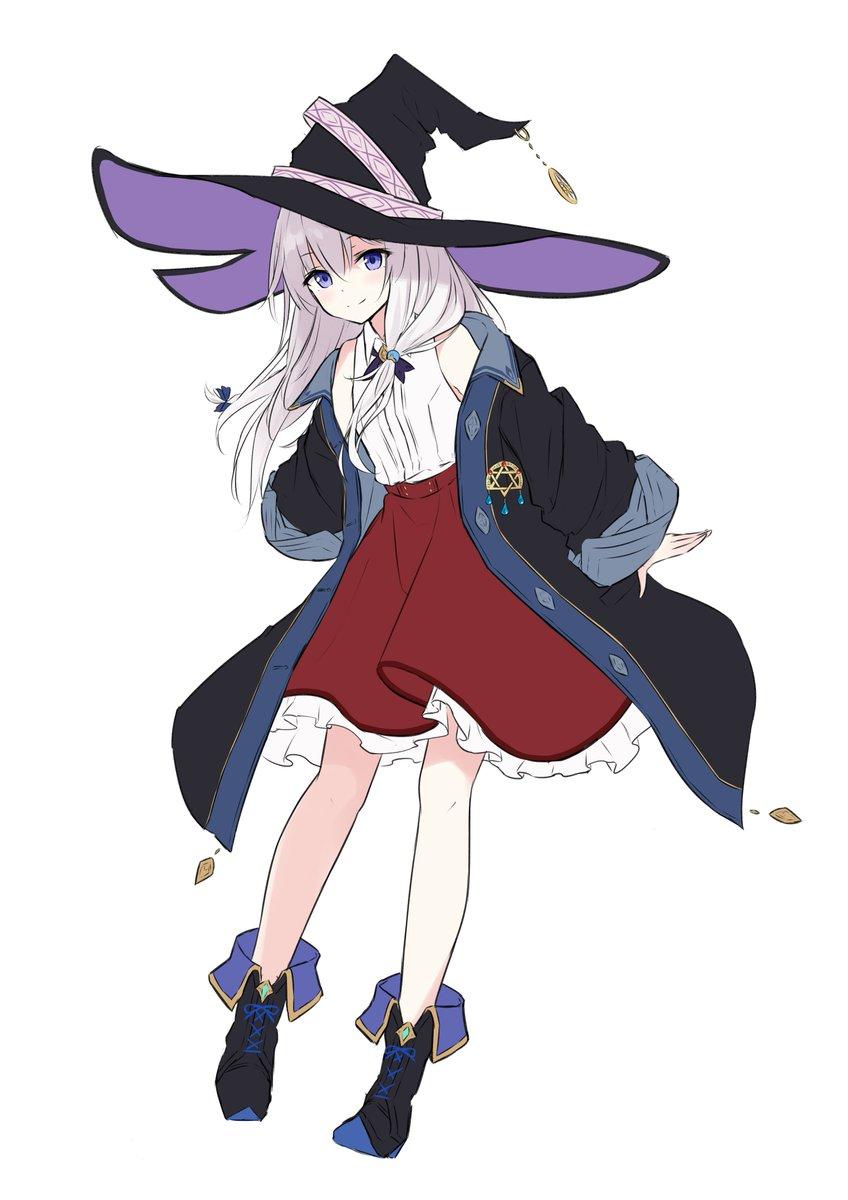 ミウラーga文庫 En Twitter Gaノベル魔女の旅々4ですが