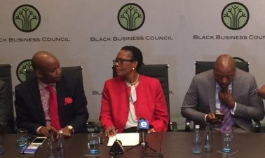 Black Business Council #BBC cuts ties with Business Unity South Africa #BUSA, will continue in Nedlac as independent voice of black business<br>http://pic.twitter.com/ybMDTjkEgD